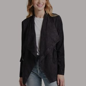 CUPCAKES AND CASHMERE Naomi Charcoal Jacket Medium